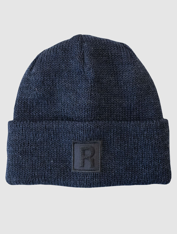 RC X Villawool Trooper Beanie dark blue