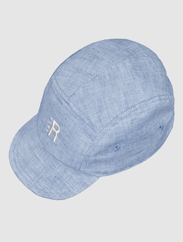 RC Kids 5-panel light blue
