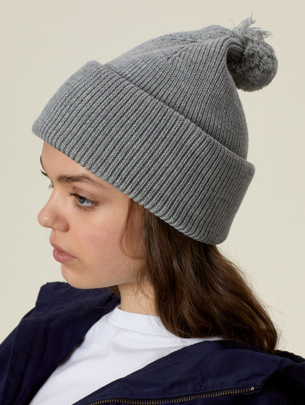 Viima Beanie light grey melange