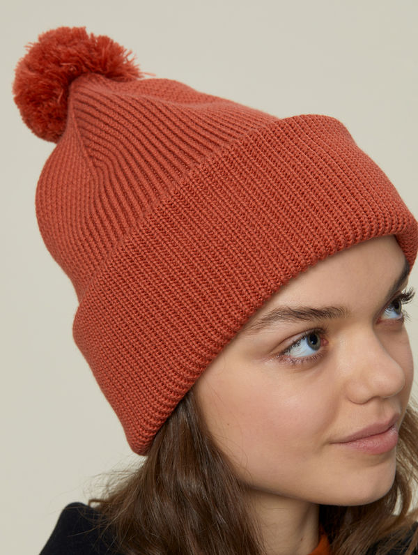 Viima Beanie orange