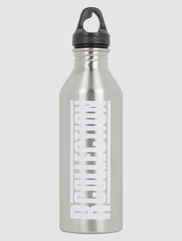 Mizu Bottle steel/stainless steel