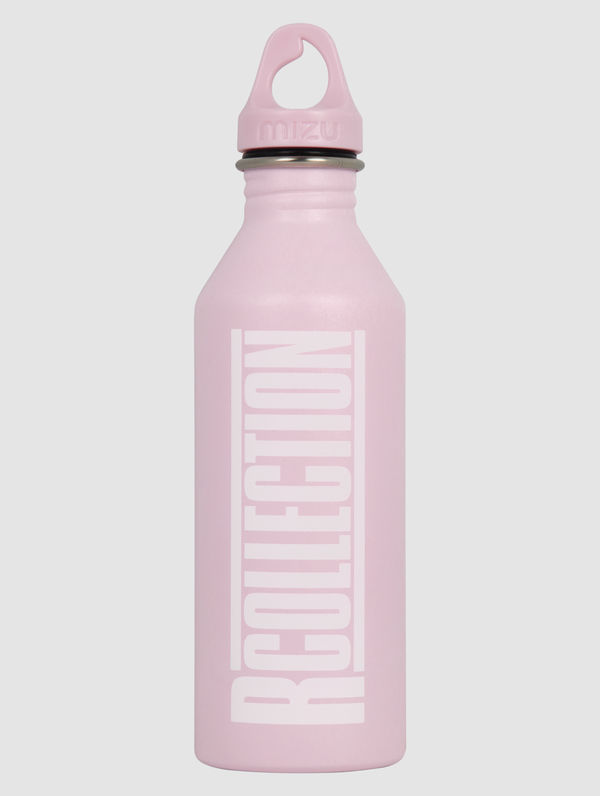 Mizu Bottle cotton candy / stainless steel