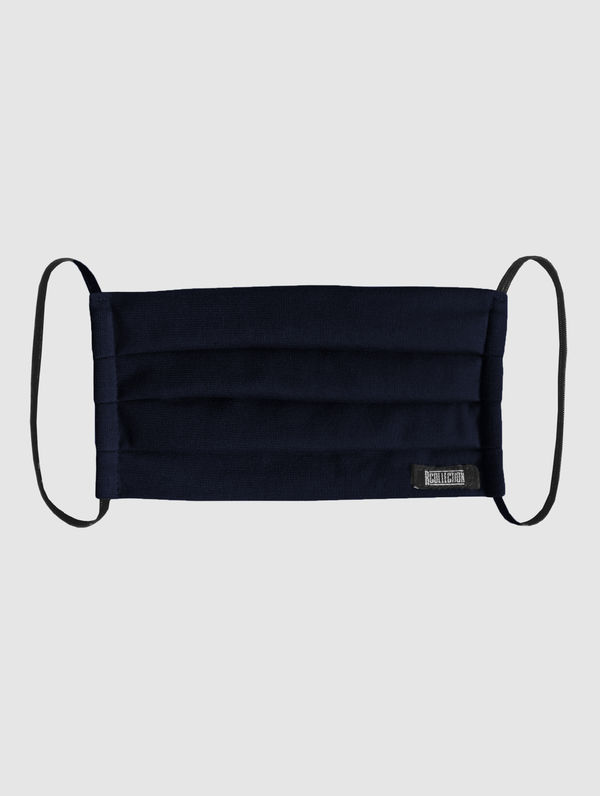 Cloth Face Cover dark blue