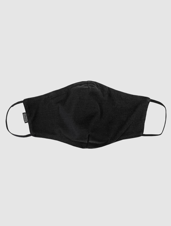 Shaped Cloth Face Cover black