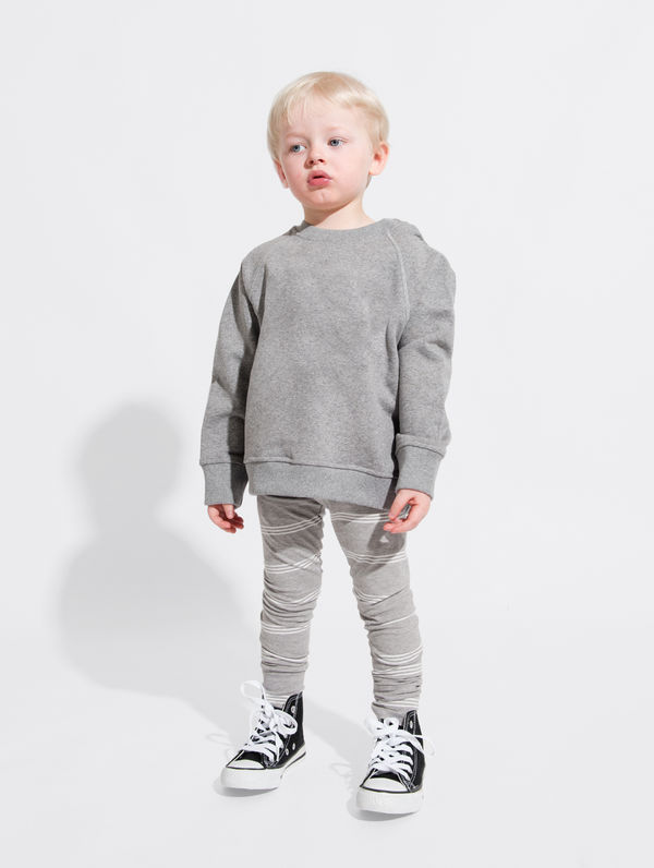 Children's Sweatshirt light grey melange